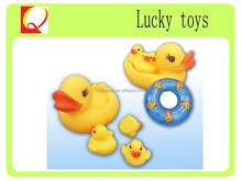 Swimming Pool Giant Inflatable Duck Float Kids Toy, inflatable duck water toy
