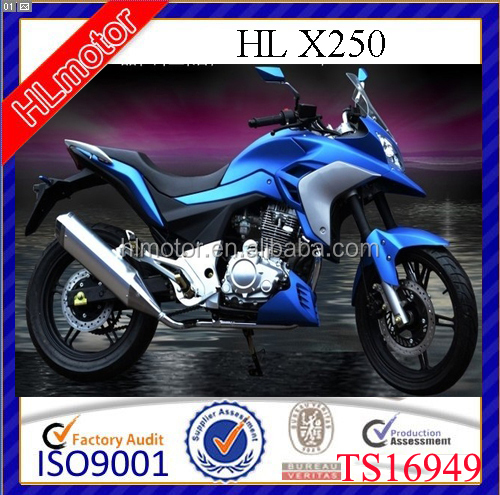 HL X250 MOTORCYCLE 250cc
