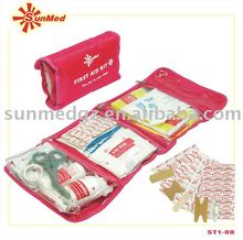 ST1--08 Car first aid kit,AUTO KIT,ACCIDENT KIT,AUTO FIRST AID KIT,CAR ACCIDENT KIT,EMERGENCY KIT,ACCIDENT KIT WITH CAMERA
