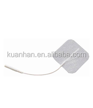 50*50mm Square Wired Electrode TENS Electrode