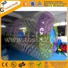 Clear inflatable walking water ball inflatable roller wheel TW494