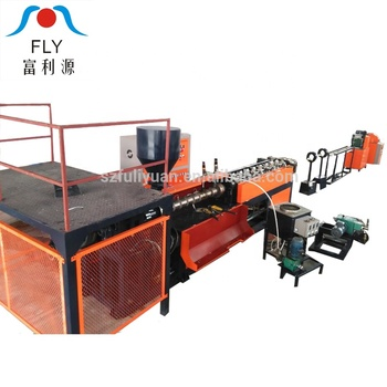 FLY-200 EPE/PE Foam Sheet/Pipe/Rod Profile Extrusion Line For Making Mat