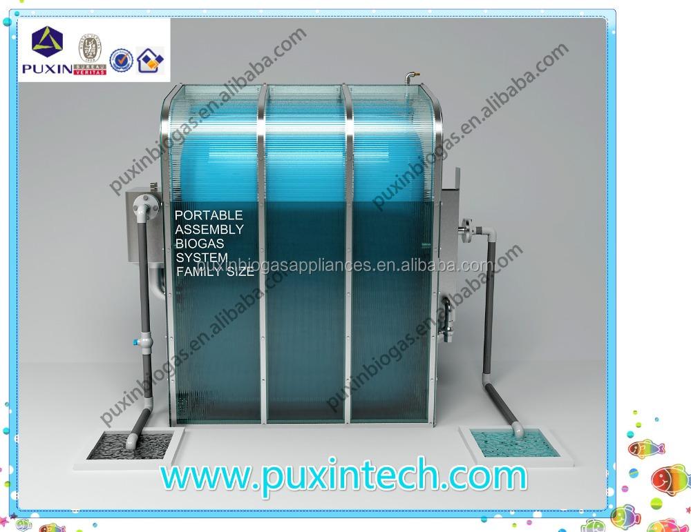 China Puxin Biogas Anwendung BiogasanlageGroßhandel, Hersteller, Herstellungs