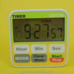 waterproof Cook Extra Large Digital Kitchen Countdown Timer