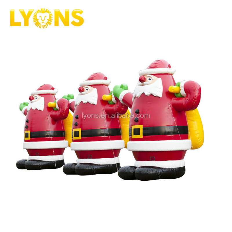 Giant Inflatable Santa Claus Inflatable Christmas Decoration Christmas Inflatables
