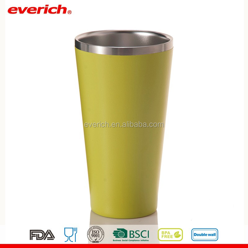 Everich Wholesale Skinny Vacuum Insulated Stainless Steel Water Tumbler