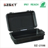 crushproof laptop protective small plastic hard cases for Digital Single Lens Reflex