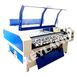 Automatic Autocad Fabric Laser Cutting Machine 1390 1612 1610 Garment  Pattern Fabric Laser Cutter Price - Buy Automatic Fabric Cutting  Machine,Laser