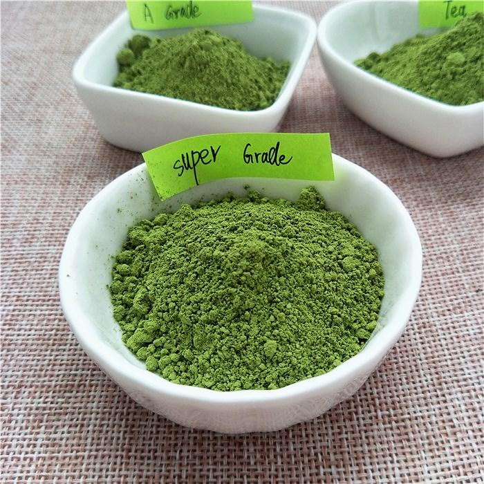 Mo cha China manufacture low price pure green tea matcha powder - 4uTea | 4uTea.com