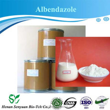 antibacterial drugs raw material veterinary medicine animal albendazole