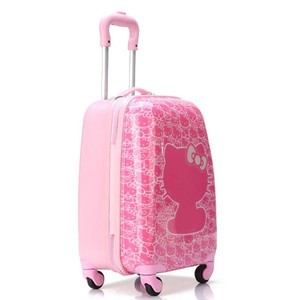 wholesale price best selling kids luggage