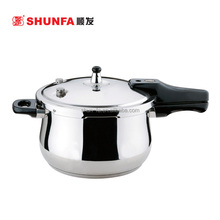 SHUNFA Stainless Steel Cookware 3.2L T-Shape Capsulated Bottom Pressure Cookers