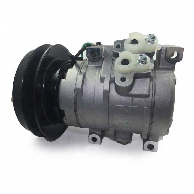 NEW A//C Compressor w//Clutch for Hitachi Kenki /& Komatsu Excavators