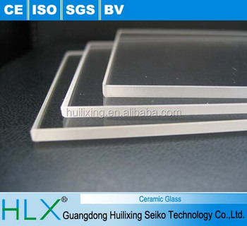 Heat Resistant Glass For Induction Cooker Fireplace Make In China Buy Heat Resistant Glass