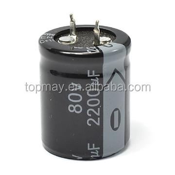 Snap In 47 EET-HC2G471DA Panasonic Electronic Aluminum Electrolytic Capacitors