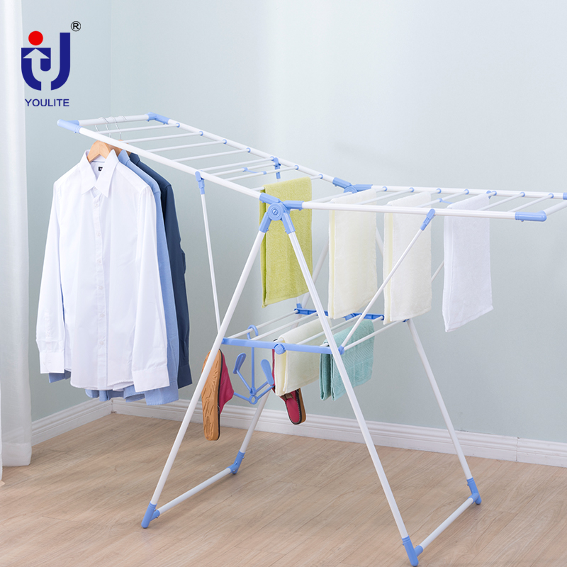Storage Small Portable Clothes Vertical Drying Rack Buy Storage
