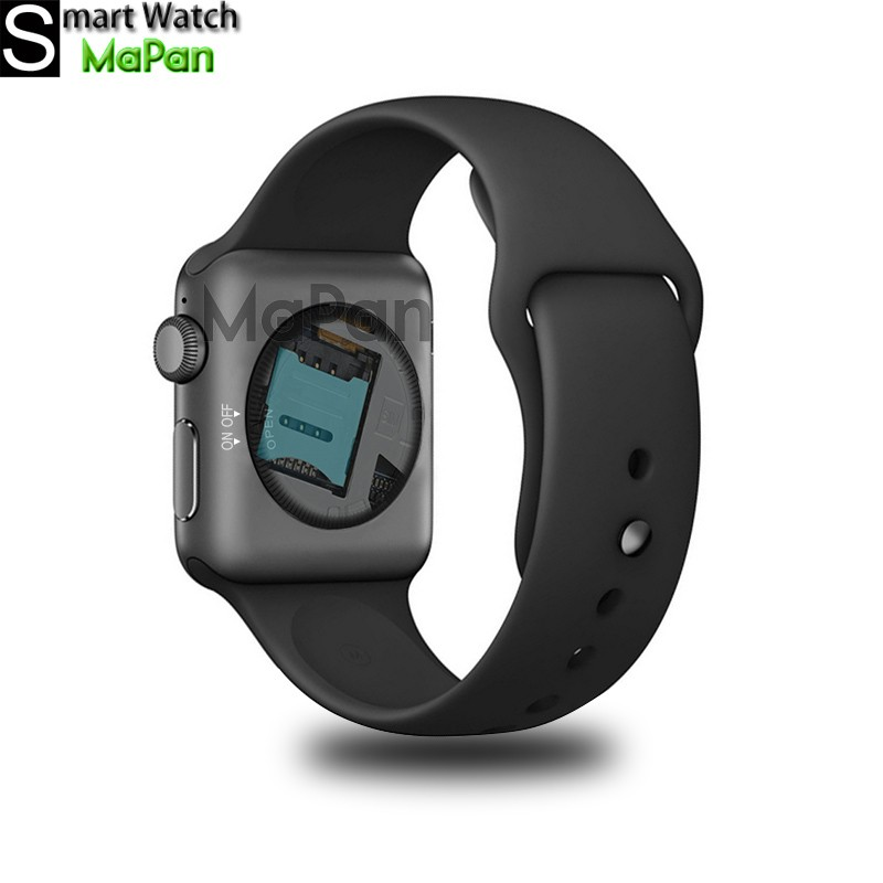 MaPan Smart Watch Phone SIM Card Slot GSM