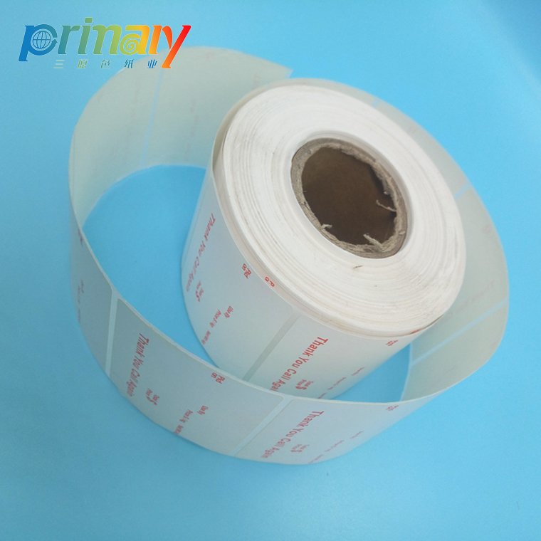 Custom Bar Code Sticker Upc Label With Paper Material Adhesive Sticker