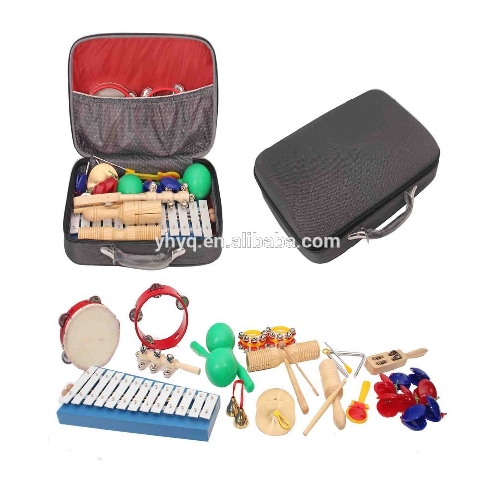 Imstrument Music Percussion toys Set Educational Toys Orff Instruments