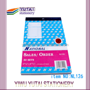Color Printing Carbonless Invoice Copy Book Buy Invoice BookPaper - Carbon invoice book printing