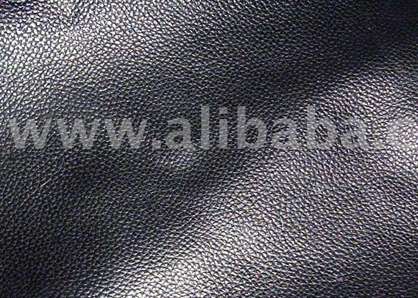 Cow Printed Dry Milled Leather