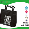 custom printed shopping bag non woven shopping bag
