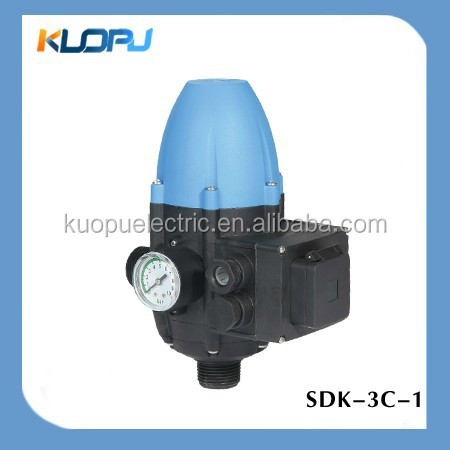 Low Pressure Side Water Pump Float Type Water Level Controller Float Switch For Tank Pool