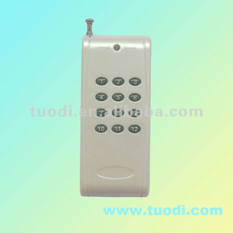 TDL-9919 ir ceiling fan remote controller