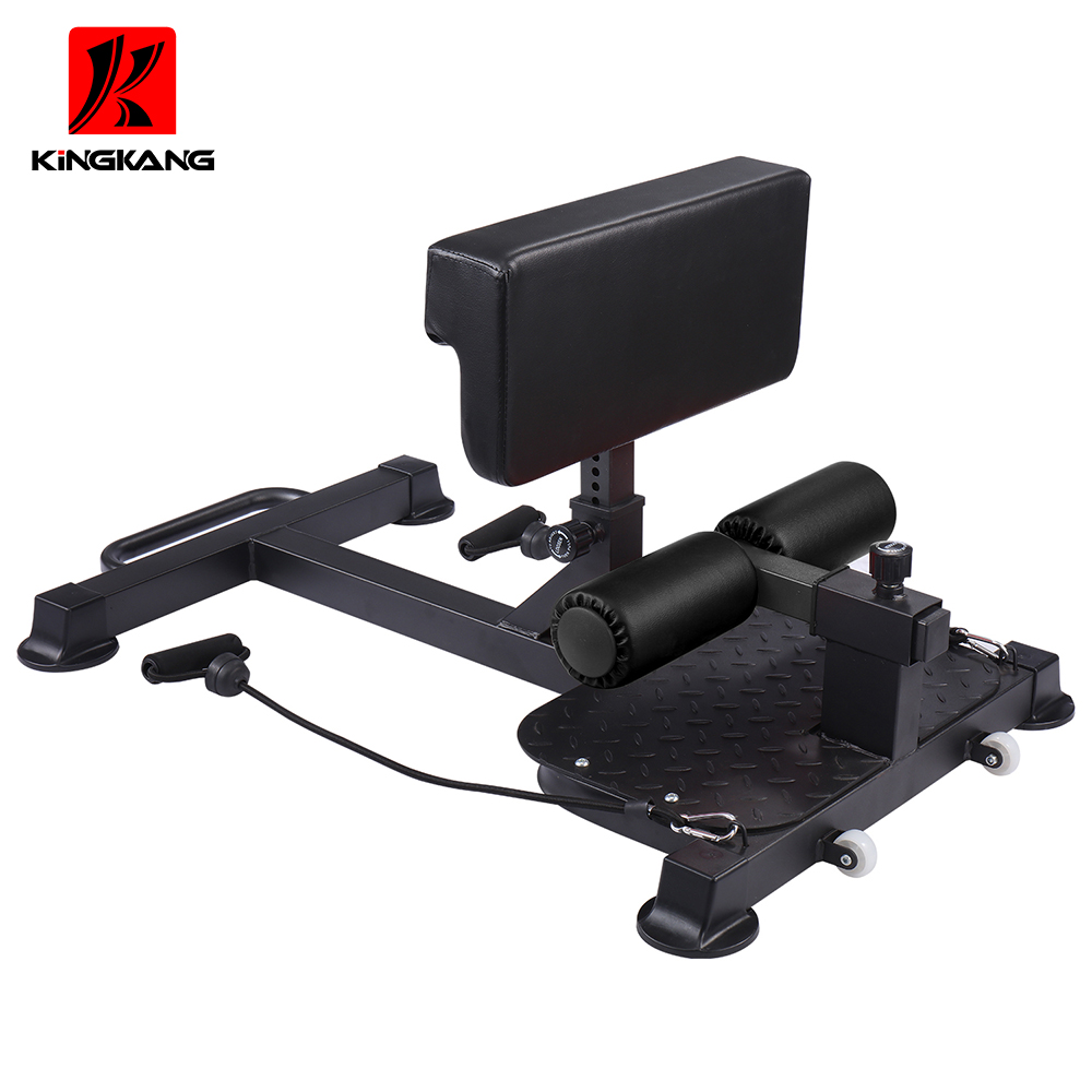 3-in-1 Sissy Squat Push Up Ab Workout Home Gym Sit Up Machine