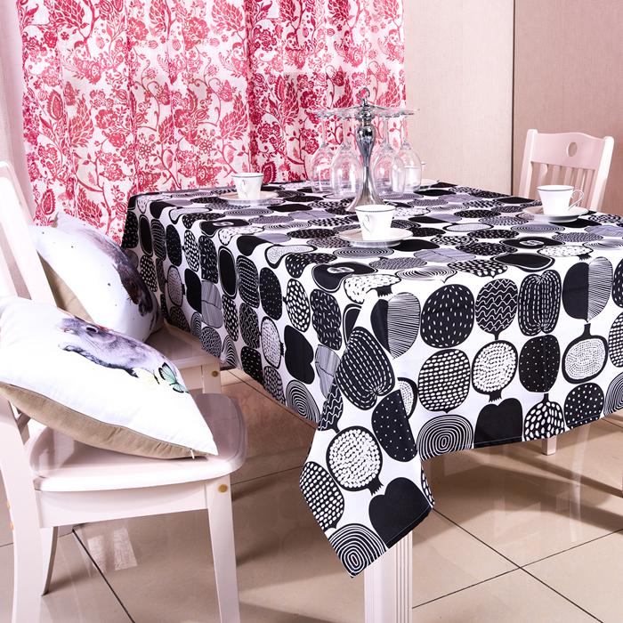 nappe de table moderne meuble de salon contemporain. Black Bedroom Furniture Sets. Home Design Ideas