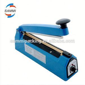 PFS series Copper Transformer Manual Impulse Sealer/hand pressing sealing  machine