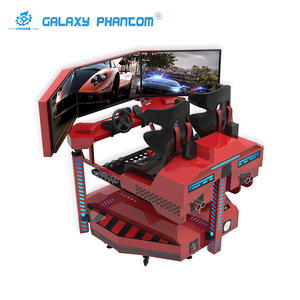 Logitech g29 simulator full motion 360 degree rotate 8D Car Racing Games  Simulator