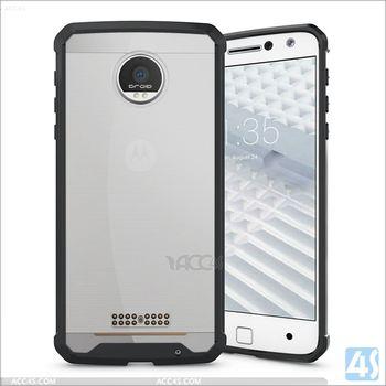 moto z phone white. New Arrival Custom Bumper For MOTOROLA MOTO Z Droid Air Hybrid Case Cover Moto Phone White E