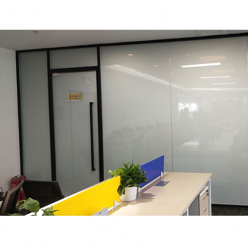 hot sale self adhesive PDLC electrochromic switchable smart glass film