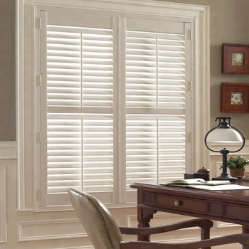 Factory Custom Wooden Plantation Window Shutters Direct From China Buy Plantation Shutters Plantation Shutters Custom Plantation Shutter From China
