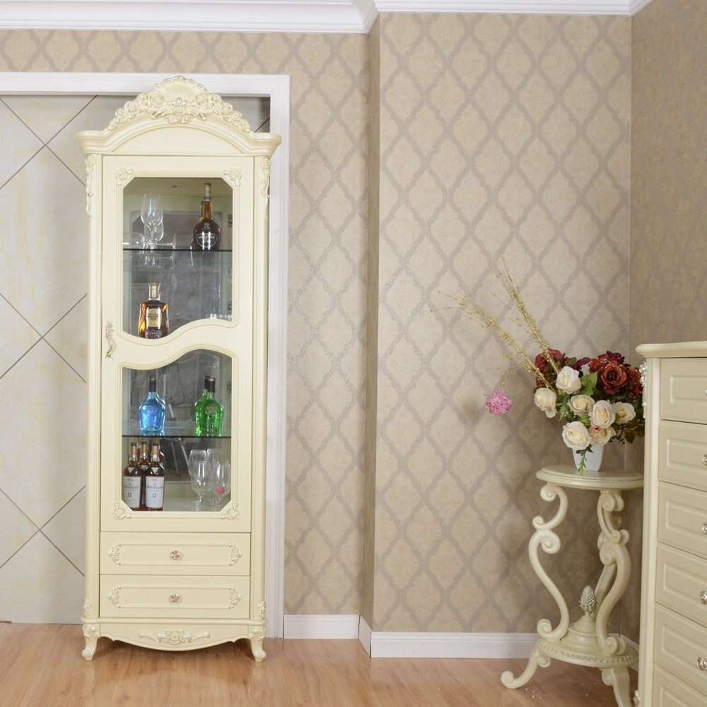 meubles orientaux de la laque shabby chic curio cabinet meubles en bois id du produit. Black Bedroom Furniture Sets. Home Design Ideas
