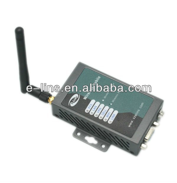 M300 ethernet modem with sim card