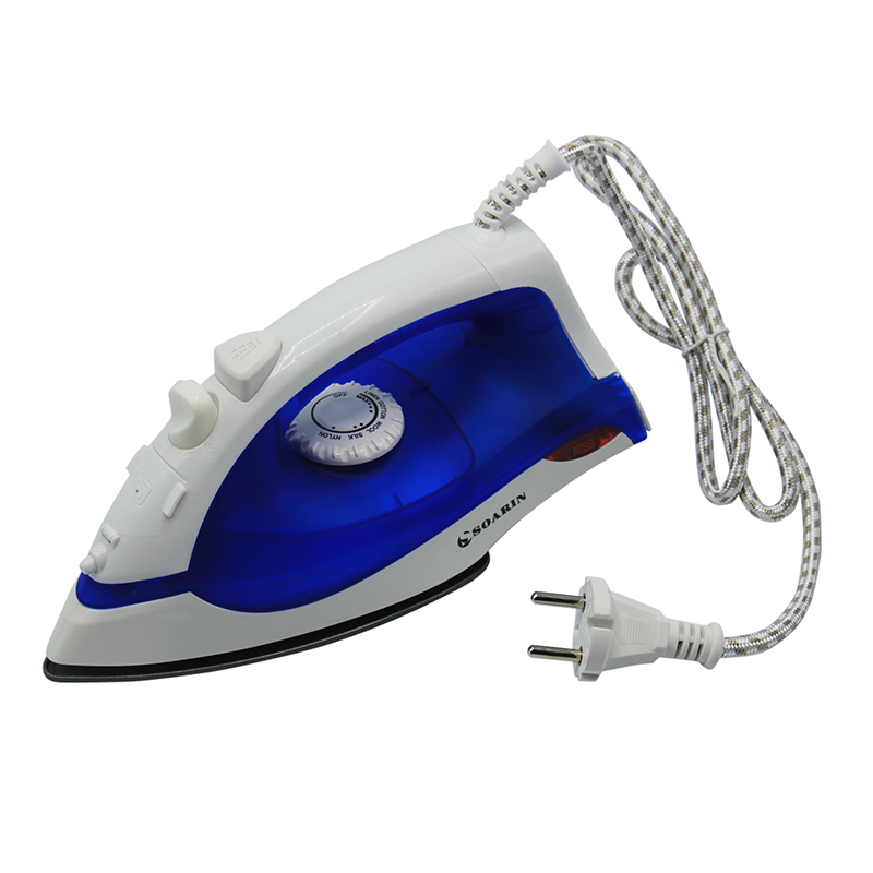 XP-60 new design household 1200W launday handay efficient shirt electric safe steam iron