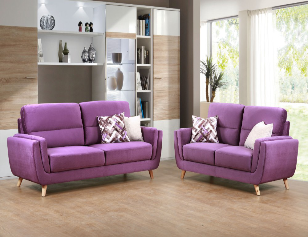 Simple Wooden Sofa Set Design Supplieranufacturers At Alibaba Com