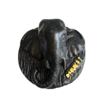 Neue Produkte Harz Souvenir Elefant Hochzeitsbevorzugungen Geschenke