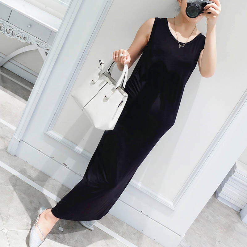 TP3037 Summer Sleeveless Wholesale Maternity Dress Jumper Skirt for Pregnant Women
