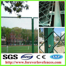 3-5mm wire diameter australia chain link fence/fence panels