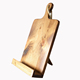 Hight Quality Wooden Hanging Cutting Board Ipad Stand