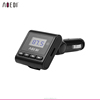 Universal foldable charger car MP3 player FM modulator