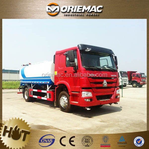 HOWO truck mounted water tank