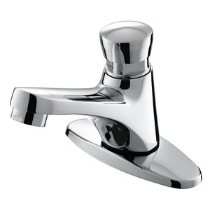 JOMOO Brass Push-down Time-delay Basin Faucet Mixer