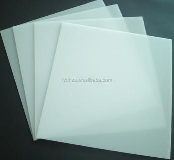 Led Light Diffuser Sheet Opal Color Ps Led Diffuser Sheet