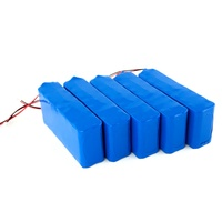 Customized 12V 10Ah 15Ah 20Ah Rechargeable 18650 Lithium ion Battery Pack