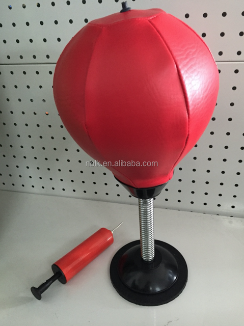 Table Punching Bag Punch Ball Stress Reliever Office Desk Toys Executive  Games