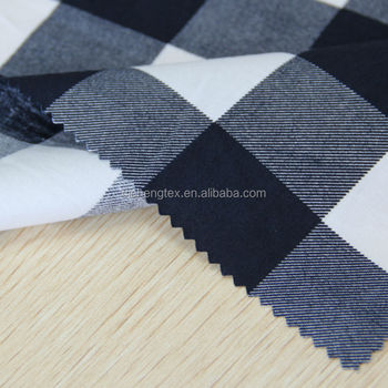 Keqiao Textile Cotton Nylon Blend Fabric Double Sided